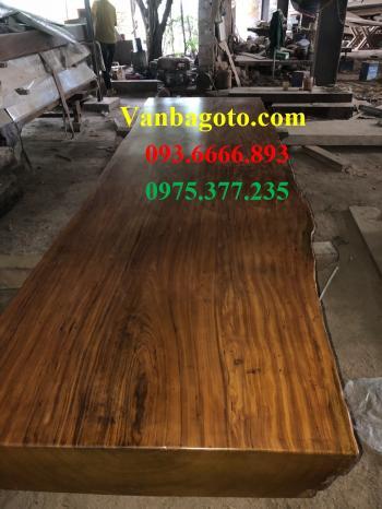 Bàn ăn gỗ tự nhiên BA017