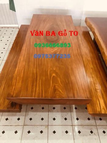 Bàn ăn gỗ tự nhiên BA027