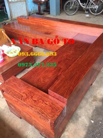 Sofa gỗ _ SOGC004