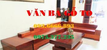 Sofa gỗ - SOGC005