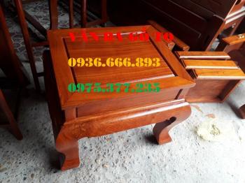 Bàn ghế gỗ| Bộ triện tranh trơn đá