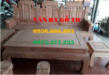 Bàn ghế gỗ| Bàn ghế Âu Á gỗ hương đá