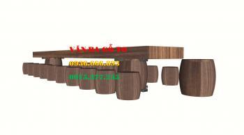Bàn ăn gỗ _BA102