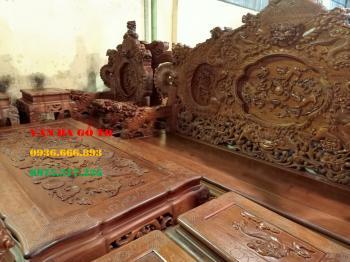 Bàn ghế gỗ| Bàn ghế ghê đỉnh 10 món