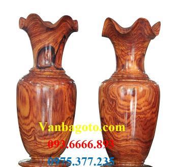 Lục bình gỗ_LBG102