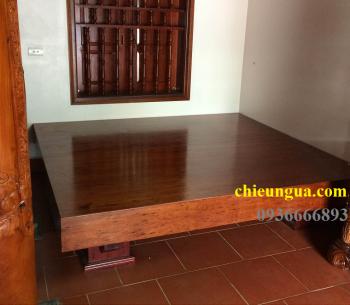 Sập gỗ gụ_SGG001
