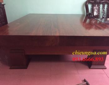 Sập gỗ gụ_SGG006