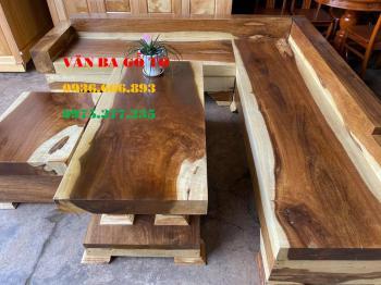 Sofa gỗ tại Bắc Ninh