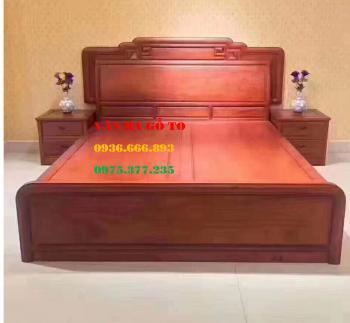 Giường ngủ - GN019