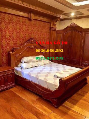 Giường ngủ - GN021