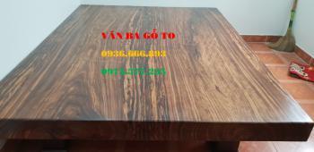 Phản gỗ hương Vân