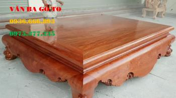 Sập gỗ - SGHD003