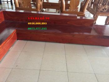 Sofa gỗ phòng khách SOGH206