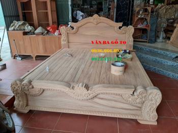 Giường ngủ - GN 101