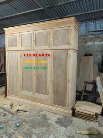 Tủ gỗ tự nhiên tại Quảng Ninh