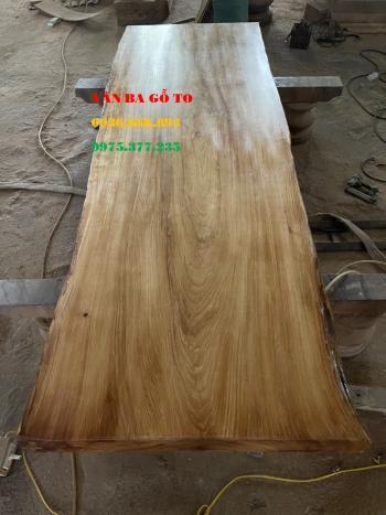 Mặt bàn gỗ Đẳng cấp, Tinh tế từng