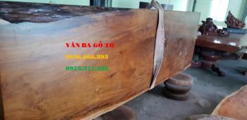 Mặt bàn gỗ dổi LÀO với mùi thơm tự nhiên